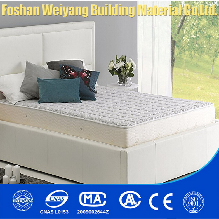 China factory wholesale bedroom furniture high quality mattresses coconut king size
