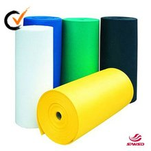 laminated EVA roll solid color soft foam