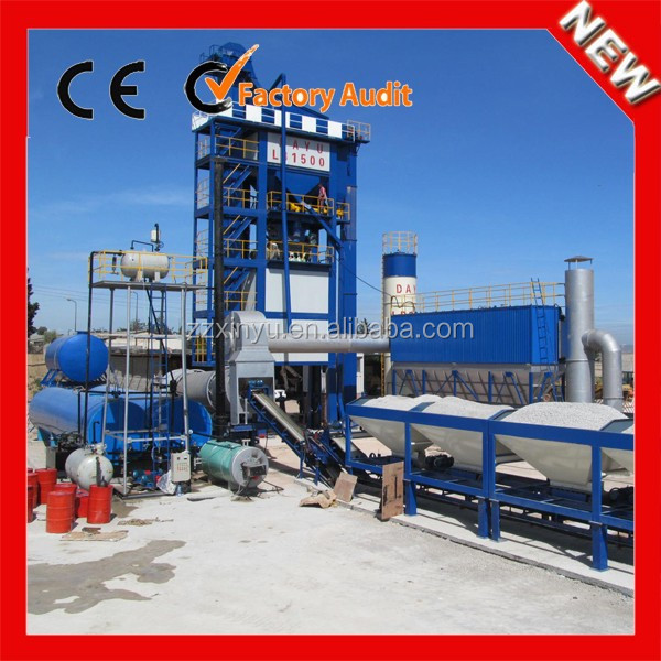 XINYU Professional manufacturer 40-320t/h asphalt recycling plant for sale