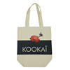 Eco Friendly Colorful Shopping Cotton Canvas Bag With Handle