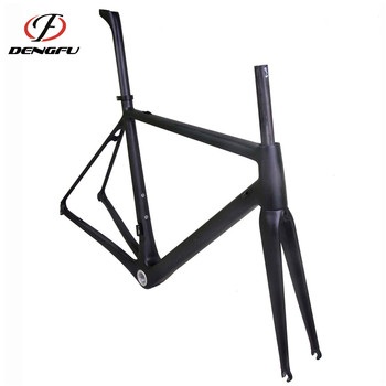 Super Light ! 2016 Dengfu Min 830g Carbon Road Bike Frame R01
