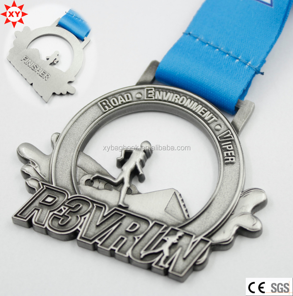 Promotional high quality military souvenir medals of antique handicraft