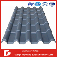 Roofing materials for poultry houses