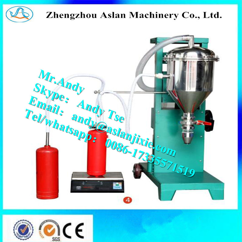 CE fire special equipment/Fire Extinguisher Dry Chemical Powder Filling Machine