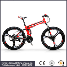 portable aluminum frame 26 inches mountain bike 21 speed racing bycicle