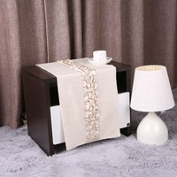 High Quality Durable Using Various Hand Embroidered Table Runnertable Runner