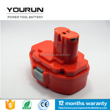 18V 2.5Ah Replacement Tools Battery for Makita 1822 1823 with nimh cells