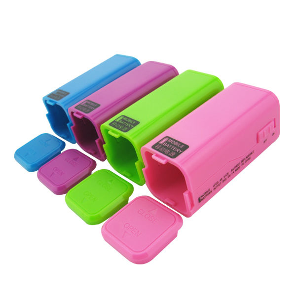 2013 newest 4 Pcs aa battery chargers for mobile phone,great newest travel sets gift