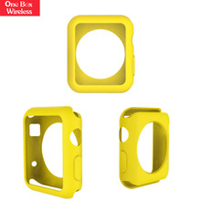 Premium Semi-transparent Super Lightweight for iWatch Exact Fit / Absolutely NO Bulkiness Soft TPU Case wholesale