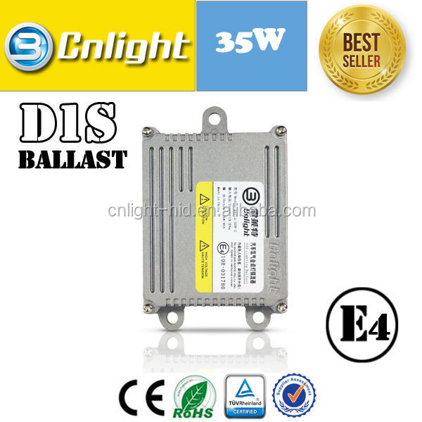 CNLIGHT ISO factory Emark top quality original D1S ballast hid 35w