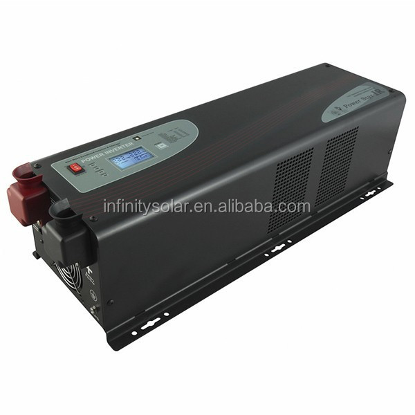 1000W to 6000W Solar Wind Power Inverter for Household Appliances and Entertainment Electronics