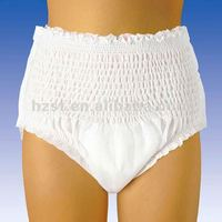 Newly 2014 adult lady underware diaper