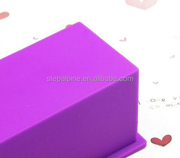 Factory Supply 1200ml Soap molds silicone