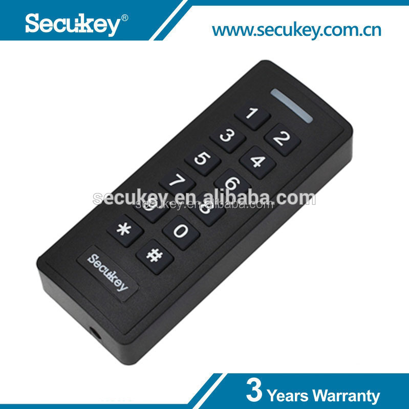 Access Control Keypad Reader Control Panel Kit
