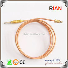 gas oven thermocouple/ gas burner thermocouple RBZL-E