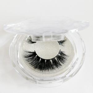 f5489ec56ad 3D Mink Strip False Eyelash Long Individual Eyelashes Mink Lashes Thick Mink  Lashes Strips False eyelashes