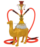 Middle East mystery camel glass hookah shisha