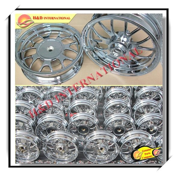 Cheap motorcycle alloy wheel high quality motorcycle parts motorcycle alloy wheel