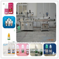 Shanghai factory 2 nozzle essential oil filling machine