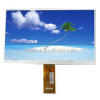 10.1 inch 1024*600 resolution tft screens for sale UNTFT40476