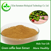 High quality guatemala green coffee bean extract powder export