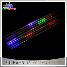 Factory price 50cm outdoor rain drop christmas lights led meteor light snow falling light