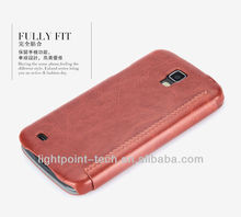 Newest Flip cover case for Samsung S4 Active I9295