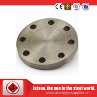 PN 300lb Pipe Fitting Spade Blind Flange