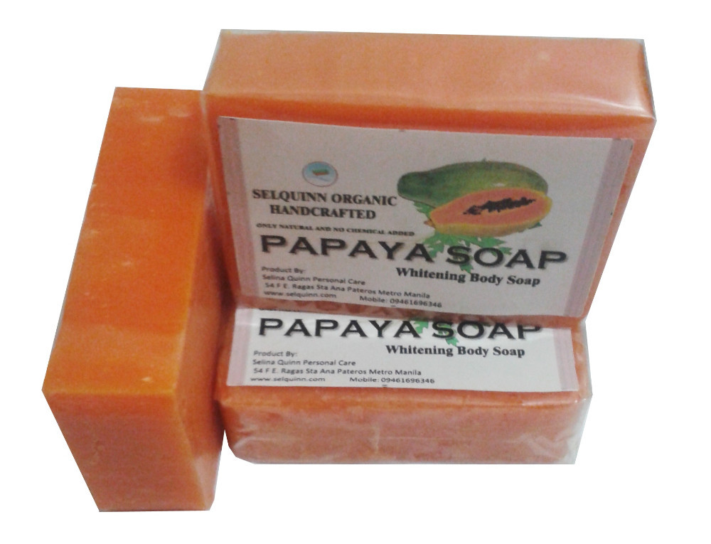 Premium Papaya Herbal Soap