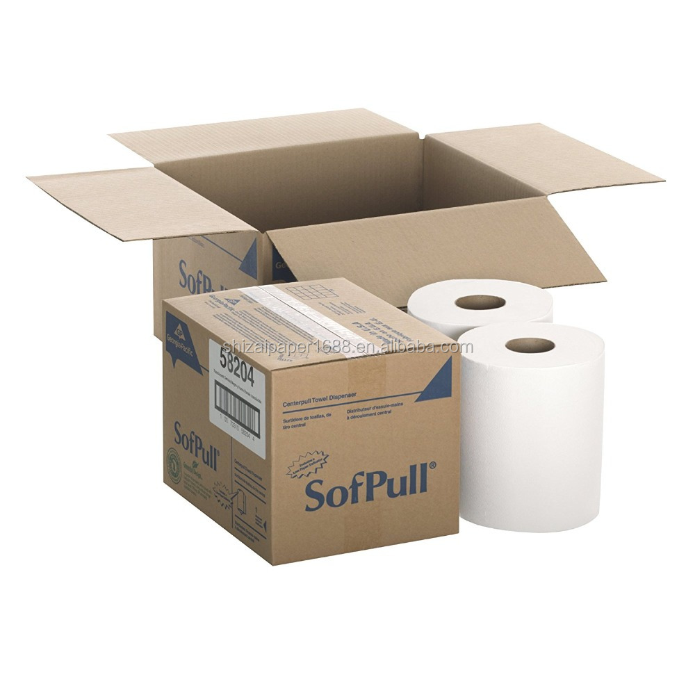 Roll hand paper towel (80m/100m),Hand Roll Towels,embossed disposable hand towel paper