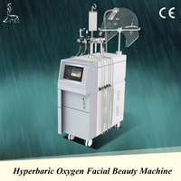 High quality beauty salon use SPA skin care oxygen facial machine for sale
