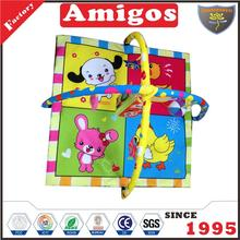 2017 Baby play mat with accessories animals baby play mat toy
