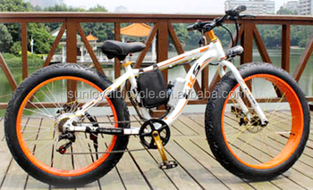 Electrical Bike Fat Bicycle Snow Bike SL-EFMB012