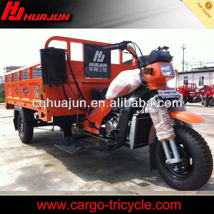 200cc three wheel cargo motorcycles/ motobike
