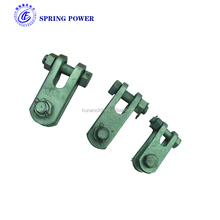 factory price link fitting right angle hung plates clamp