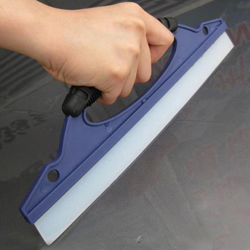 Car Cleaning Products Window Squeegee Scraper Car Water Blade