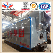 4T/H 1.6Mpa Horizontal Good Quality Cheap Automatic Thermax Pellet Boiler