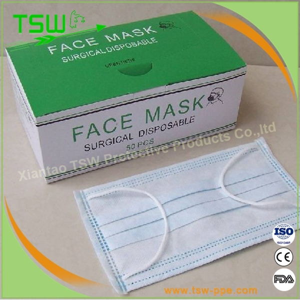 3ply medical face masks for allergies
