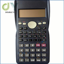 Custom 10 digit large lcd display desktop office gift calculator