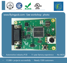China professional one-stop electronic design, PCB manufacturing and PCB Assembly services