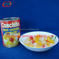 Ingredients in food preservation, cheap canned fruit cocktail