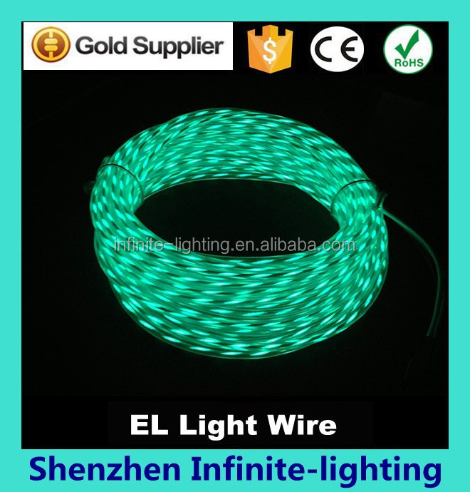 Hot-selling el running wire with super quality/ el polar wire