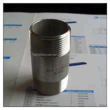 DIN2982 Stainless steel pipe nippel