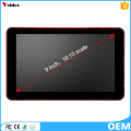 9 inch capacitive touch plastic shell quad core wifi tablet pc for adults