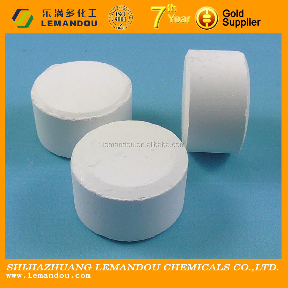 BCDMH Swimming pool disinfectant drinking water chlorine dioxide tablet 20g (bcdmh)