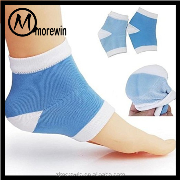 Morewin Brand custom protection ankle socks fashion good quality sleeve