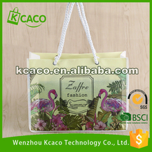Recycled Little Berry Pocket Foldable Tote Shopping Bag