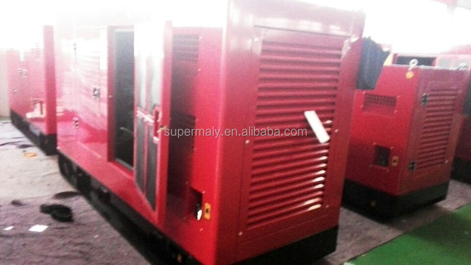 16KVA Weichai Diesel Generator by WP2.1D18E2 with Gloable Warranty