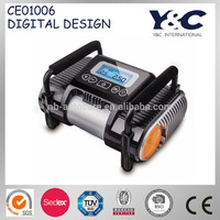 Digital mini air inflator 12v portable tyre compressors
