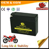 high CCA 6v 2.3Ah Motorcycle lead acid sla mf battery for motor